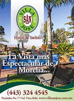 Hotel Villa San Jose Morelia