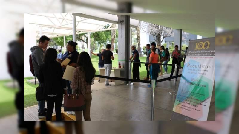 Universidad Michoacana anuncia suspensión de clases a partir del 23 de marzo