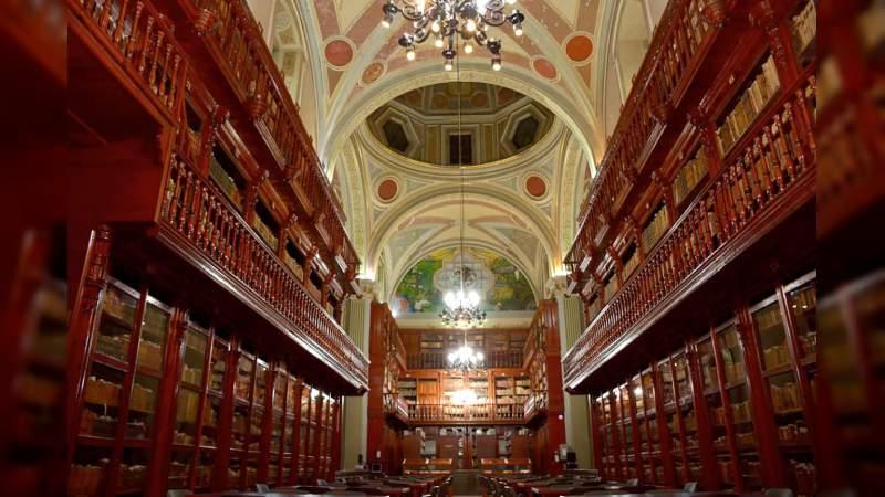 UMSNH suma ocho bibliotecas más al sistema de calidad