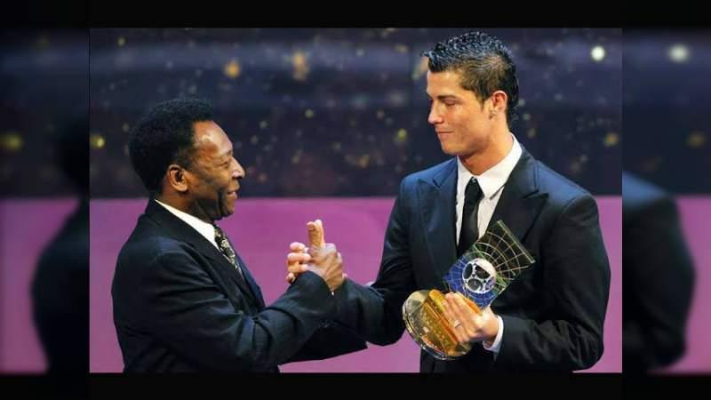 Cristiano es el mejor del mundo: Pelé