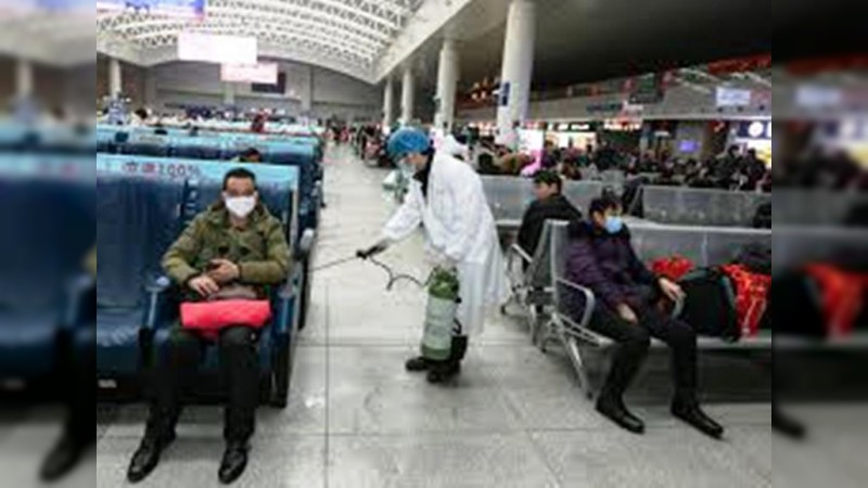 China prohíbe la entrada de extranjeros para evitar propagación del coronavirus