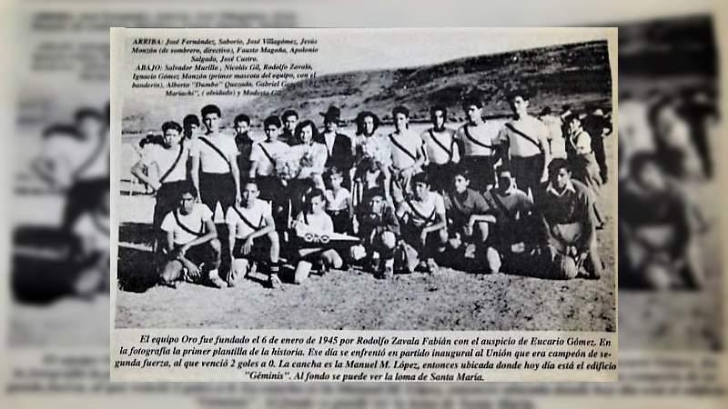 De la verdadera historia de Monarcas… Oro, el equipo que se convertiría en el club Morelia