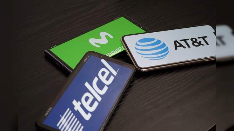 A pesar del coronavirus, Telcel, Movistar y AT&T trabajarán con normalidad