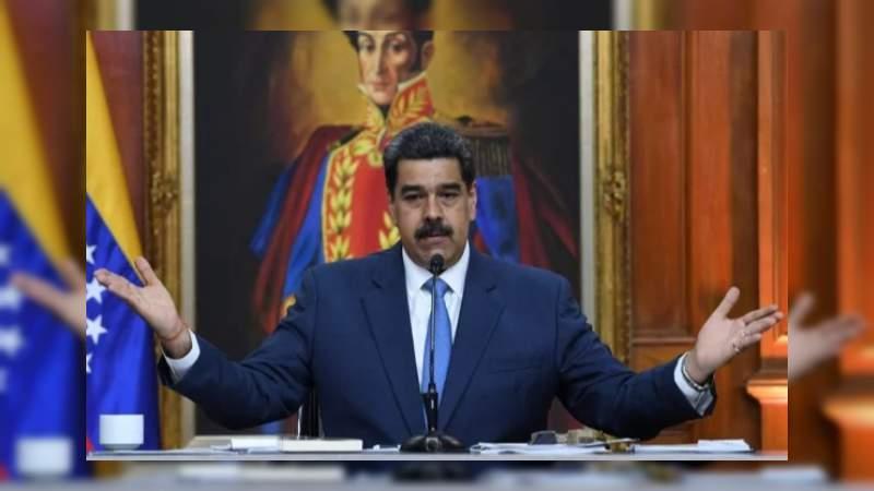 Nicolás Maduro llama miserable a Donald Trump