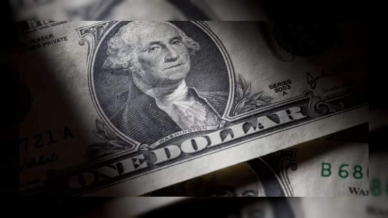 Dólar tiene su peor semana desde 1985