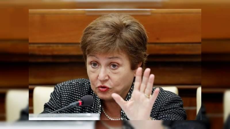 Kristalina Georgieva advierte al mundo que habrá una recesión igual o peor al 2009