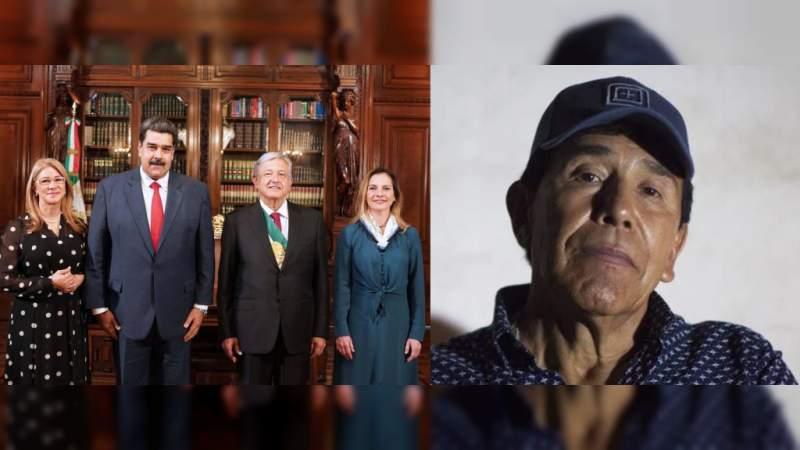 EEUU vincula a Nicolás Maduro con Rafael Caro Quintero, en red de trasiego de droga