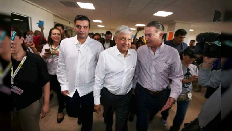 Hoy López Obrador visita la cuna del Chapo Guzmán, pese a exhorto de SSA de permanecer en casa