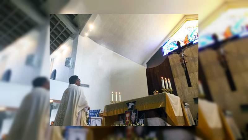 Por coronavirus, parroquia de Nuevo León pide diezmo a través de depósitos bancarios