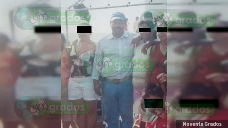 """En poder de rifle y una granada, capturan a """"El Señor del Sombrero"""", presunto líder de Los Viagras en Gabriel Zamora"""