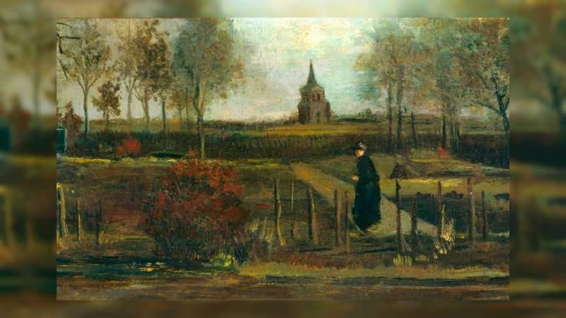 Reportan robo de pintura de Van Gogh en museo cerrado por COVID-19