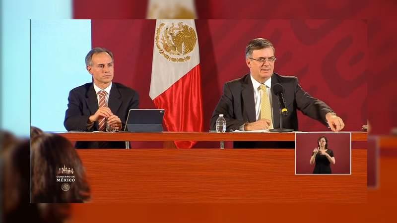 Suspendidas hasta el 30 de abril actividades no esenciales en México al declararse emergencia sanitaria por coronavirus