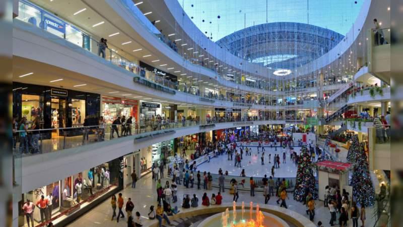 Ordenan cierre de centros comerciales en la Ciudad de México