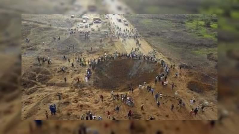 Reportan la caída de un supuesto meteorito en Nigeria