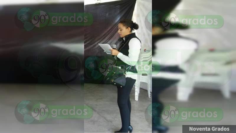 Pese a denuncias de reos y custodios y dos días de motines, Directora del Cepred Apatzingán se mantiene en el cargo