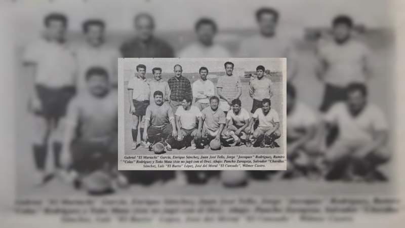De la verdadera historia de Monarcas… (6) la invitación para fundar la segunda división profesional