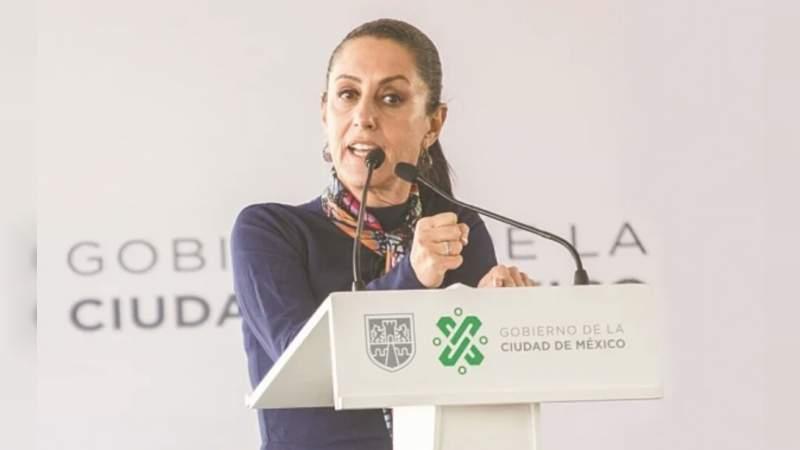 No habrá Ley Seca en la Ciudad de México: Claudia Sheinbaum