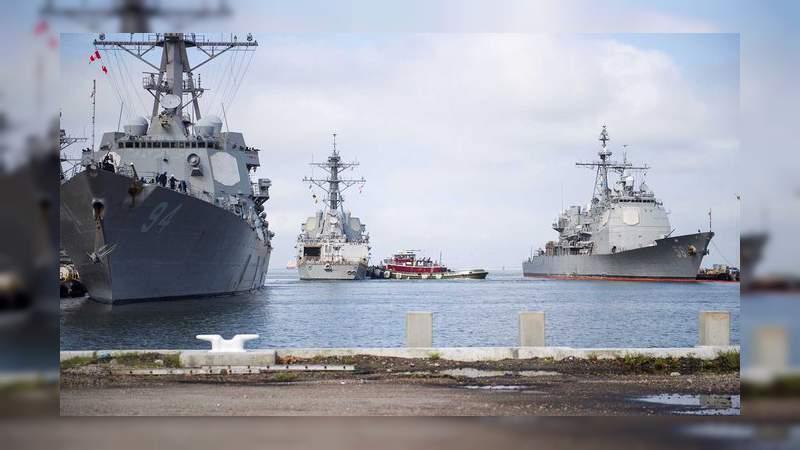 Lanza EEUU ofensiva contra el 'narco' en el Caribe y el Pacífico: Delincuentes sacaron droga al mundo previendo cierres por Covid-19