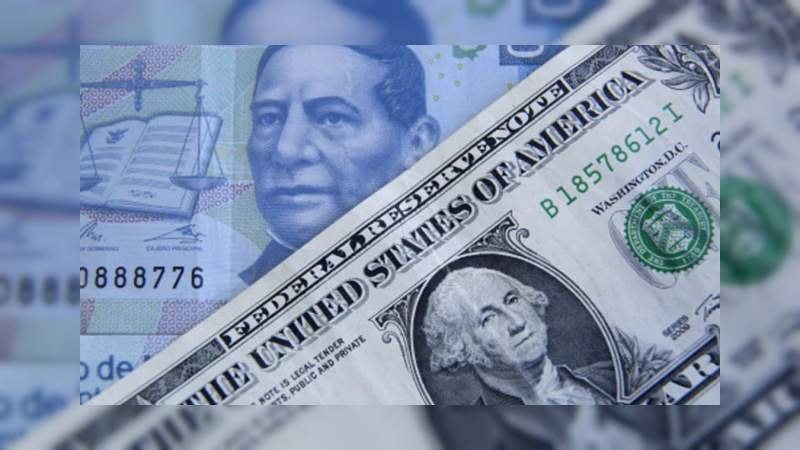 Nuevamente, dólar rebasa los 25 pesos