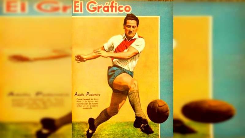 De la verdadera historia de Monarcas… (8) El Gráfico, Pedernera, River Plate y el uniforme clásico del Morelia