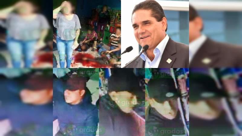 A dos meses de la masacre de 9 personas en Uruapan -cuatro de ellos niños-: Ni respuestas ni detenidos