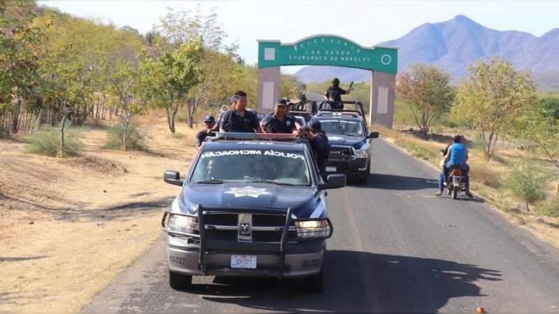 Criminales se benefician en crisis por coronavirus: Roban pensiones del Gobierno federal a adultos mayores, en Churumuco
