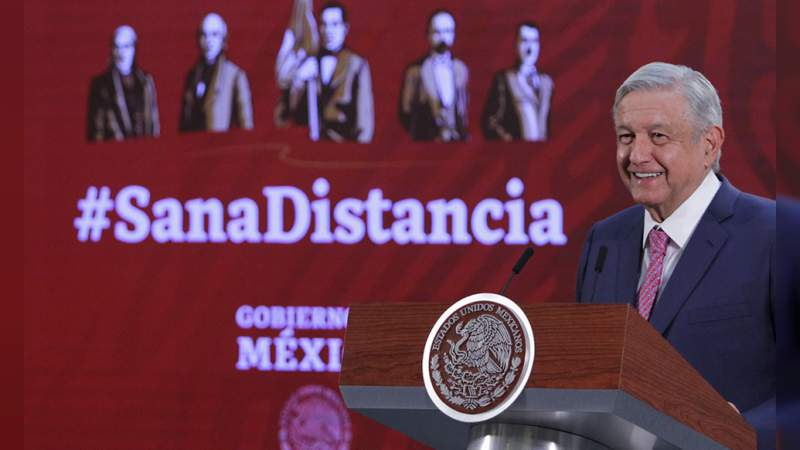 Prevén contratación de 90% de médicos y enfermeras faltantes para combatir el Covid-19 en México