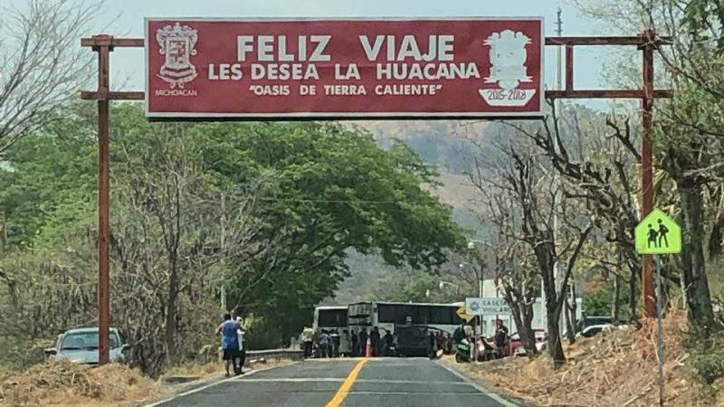 La Huacana solo permitirá entrada y salida de sus habitantes con identificación oficial: Pide a foráneos no visitar el municipio