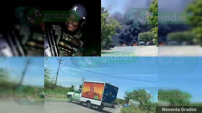 """Militares capturaron a La Sirena, líder """"Viagra"""" en Buenavista: Tras bloqueos, criminales logran su rescate"""