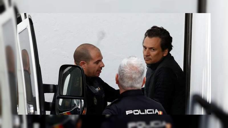 Defensa de Emilio Lozoya dice desconocer negación de libertad bajo fianza para su cliente: Tribunales están cerrados