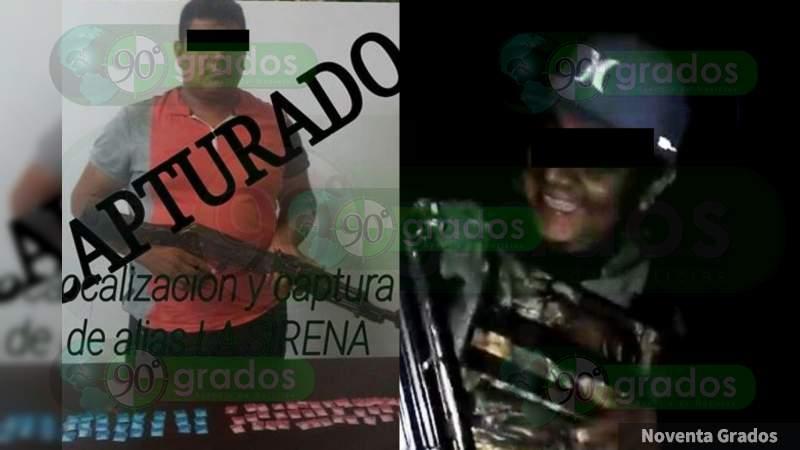 """""""La Sirena"""", histórico líder criminal en La Ruana, protegido de Nicolás Sierra Santana y Los Viagras, que siempre queda en libertad"""