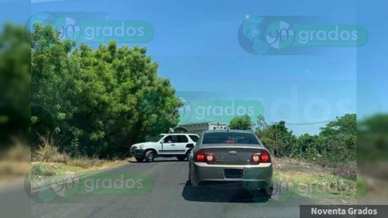 Los Viagras y 40 camionetas con sicarios, incluidos camiones monstruo, regresan a Aguililla tras someter al Ejército