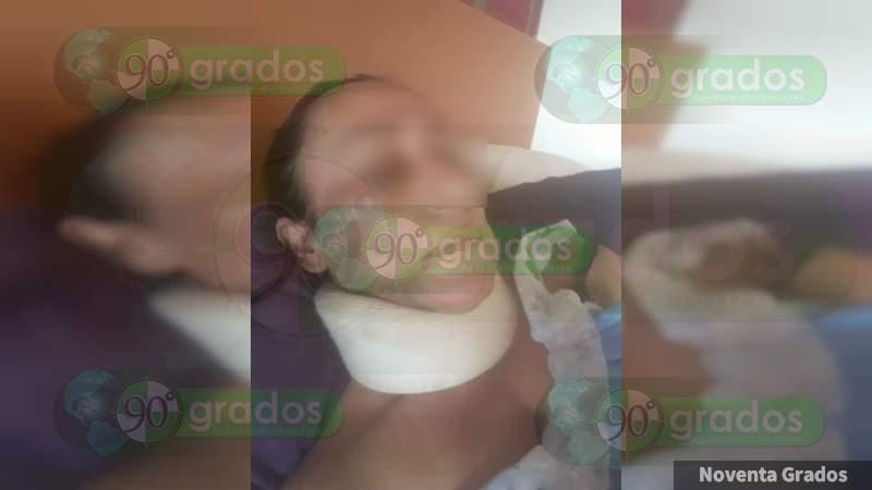 Por pleito entre cárteles, grupo armado viola tumultuariamente a una mujer en Buenavista