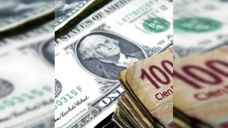 Este miércoles, el dólar se vende en 24.67