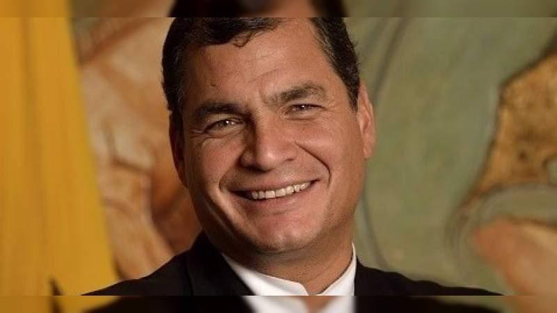 Rafael Correa, expresidente de Ecuador, sentenciado a 8 años de cárcel por corrupción