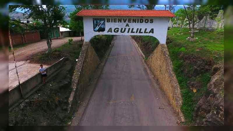 Se registran balaceras en comunidades y rancherías de Aguililla