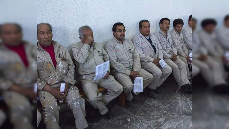 Mueren 2 jubilados de Pemex que viajaron a Chiapas y Quintana Roo a causa del Covid-19