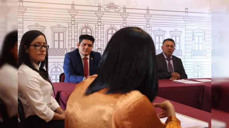 Turnadas a la comisión de asuntos electorales las propuestas de reforma del Código Electoral: Antonio de Jesús Madriz