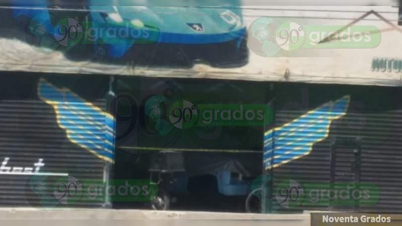 Deja dos muertos ataque armado contra taller de hojalateria en Celaya, Guanajuato