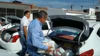 Ayuntamiento de Morelia le pagará 8 pesos a los transportistas por cada despensa que entreguen en la contingencia