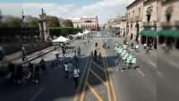 Transportistas y Ayuntamiento de Morelia no llegaron a acuerdo sobre la ciclovía dominical