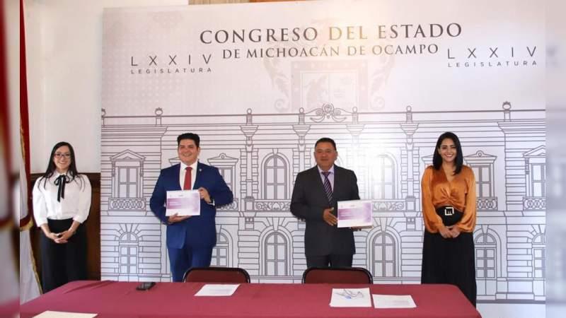 Presenta IEM al congreso del estado, propuesta de reforma marco normativo Electoral Local