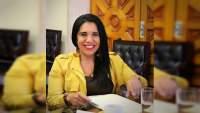 Wilma Zavala convoca a la población a protegerse ante la pandemia