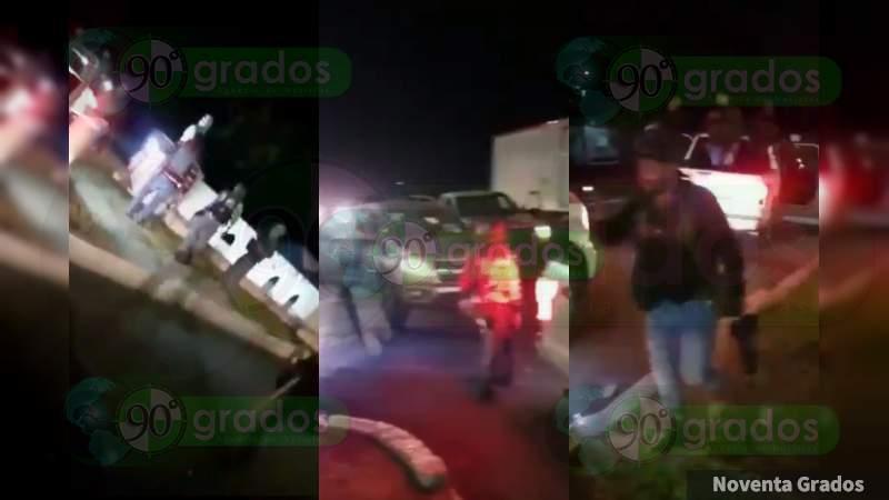 Cártel Independiente anuncia su llegada a Tangancícuaro; Serían ex-Zetas de Acapulco en guerra con el CJNG