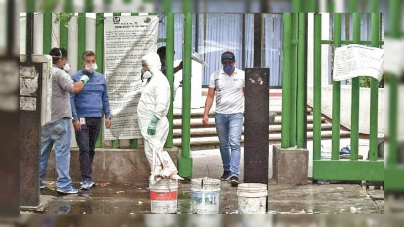 Médicos del IMSS se quejan de falta de equipo para enfrentar el coronavirus