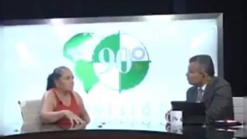 """Madre de Cemeí Verdía señala a Germán Martínez """"El Toro"""" y autoridades, por su secuestro, y saqueo y destrozo de su casa"""