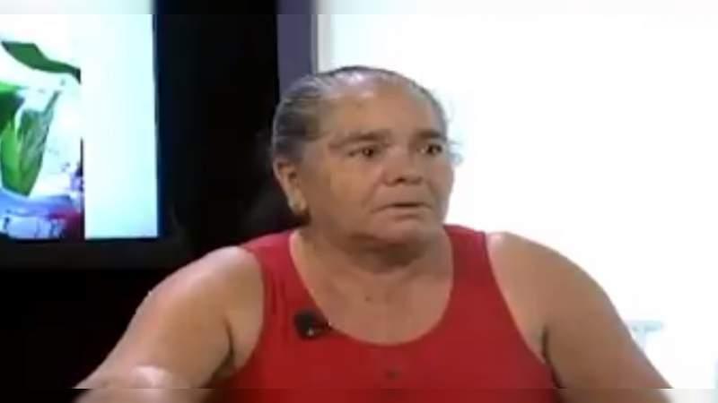 """Madre de Cemeí Verdía señala a Germán Ramírez """"El Toro"""" y autoridades, por su secuestro, saqueo y destrozo de su casa"""