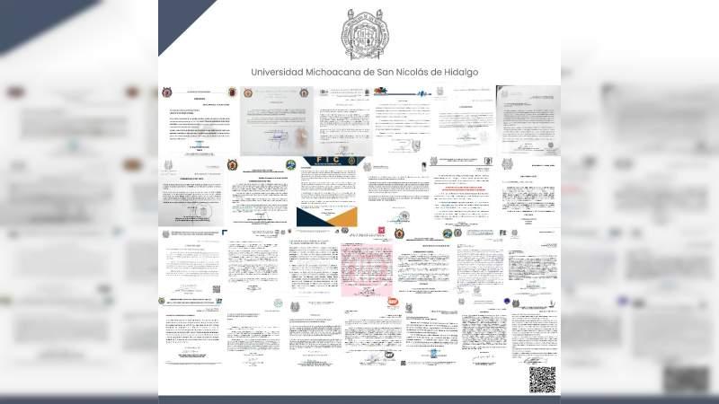 Regresa actividad académica a la UMSNH a través de las plataformas digitales