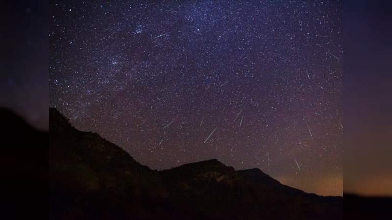 ¿Cuándo se podrá observar la Lluvia de Estrellas?
