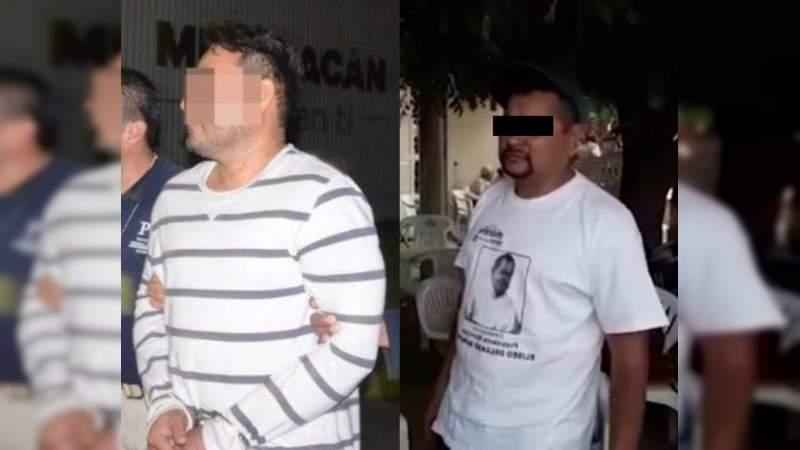 """Recién liberados, """"El Botox"""" y """"El Conejo"""" retoman cobro de cuotas a limoneros de Apatzingán y Buenavista"""